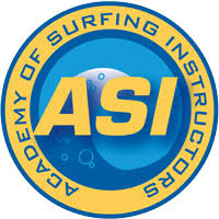 Academy of Surfing Instructors Logo